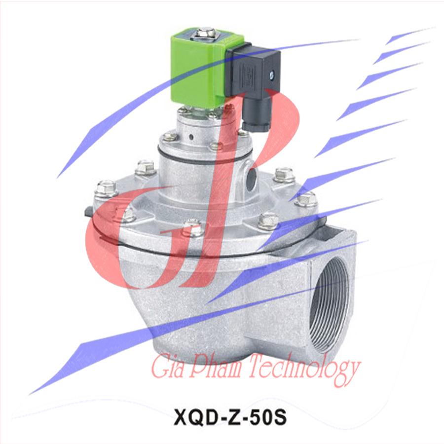 Pulse valve XQD-Z-50S (Screw Type)