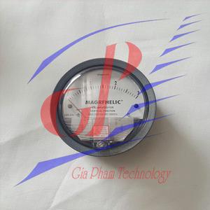 2002 Magnehelic Differential Pressure Gauge