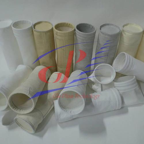 Túi lọc bụi chịu hóa chất lọc bụi lò hơi - Hình 1