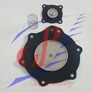 Diaphragm seal Asco 2in