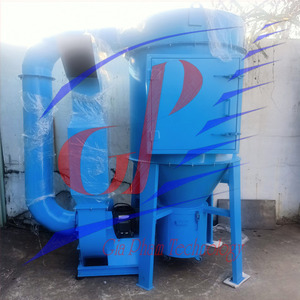 Industrial Dust Collector System 4200m3/h