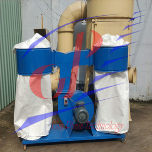 Industrial Dust Collector System7HP