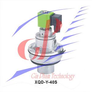 Pulse valve XQD-Y-40S (Coupling Type)