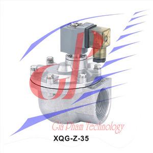 Pulse valve XQD-Z-35 (Screw Type)
