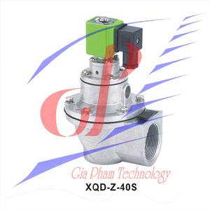 Pulse valve XQD-Z-40S (Screw Type)