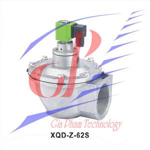 Pulse valve XQD-Z-62S (Screw Type)
