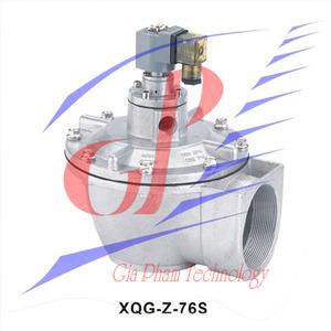Pulse valve XQD-Z-76S (Screw Type)