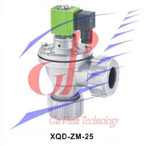 Pulse valve XQD-ZM-25 (Coupling Type)