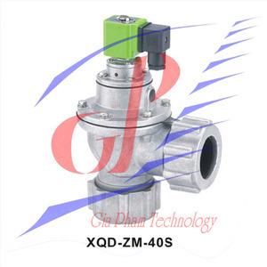 Pulse valve XQD-ZM-40S (Coupling Type)