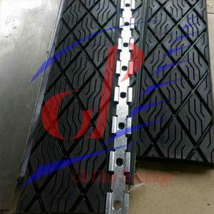 Rubber Insert Board for Head Pulley