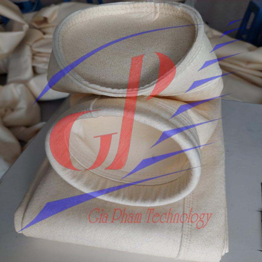 Túi lọc bụi chịu nhiệt trạm trộn bê tông nhựa nóng