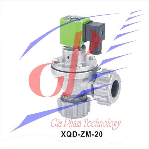 Pulse valve XQD-ZM-20 (Coupling Type) - Hình 1
