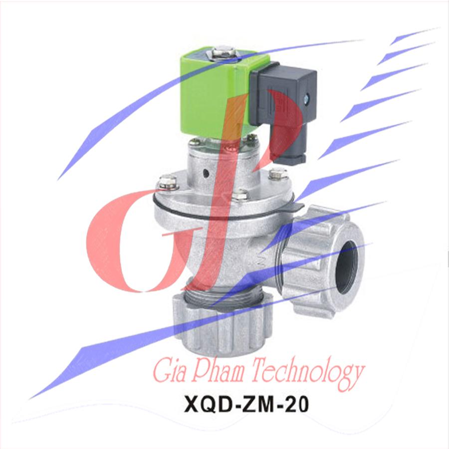 Pulse valve XQD-ZM-20 (Coupling Type)